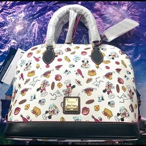 Disney Dooney & Bourke Food Wine Festival Satchel